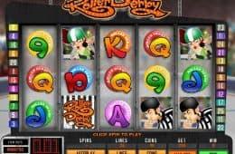 Kostenloser Online-Casino-Spielautomat Roller Derby