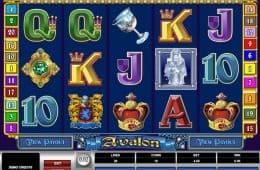 Kostenloser Online-Spielautomat Ruby Avalon