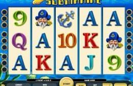 Spielen Sie den kostenlosen Online-Spielautomaten Submarine