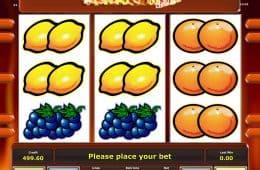 Online-Spielautomat Always Hot Deluxe zum Spaß