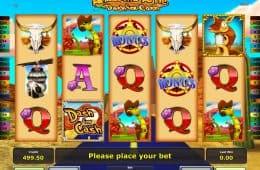 Spielen Sie das kostenlose Automatenspiel Armadillo Artie