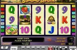 Kostenloses Online-Casino-Automatenspiel Banana Splash