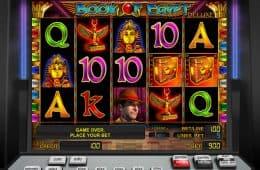 Kostenloses Online-Automatenspiel Book of Egypt