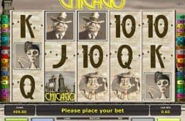 Kostenloser Online-Casino-Automatenspiel Chicago
