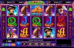 Spielen Sie das kostenloses Automatenspiel Circus Brilliant