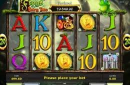 Kostenloser Online-Spielautomat Frogs Fairy Tale