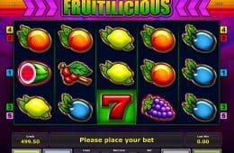 Kostenloses Casino-Automatenspiel Fruitilicious