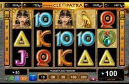 Spielen Sie den kostenloser Online-Spielautomaten Grace of Cleopatra