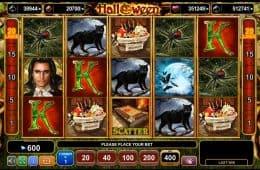 Kostenloser Casino-Spielautomat Halloween