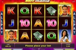 Kostenloser Casino-Spielautomat Hoffmania ohne Einzahlung