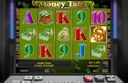Spielen Sie das kostenlose Online-Automatenspiel Money Talks
