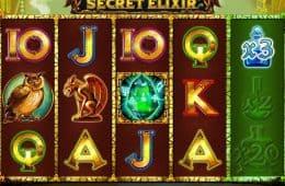 Online-Casino-Automatenspiel Secret Elixir ohne Einzahlung