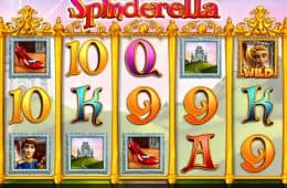 Online-Casino-Spielautomat Spinderella zum Spaß