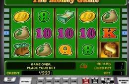 Kostenloser Online-Spielautomat The Money Game