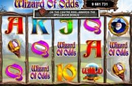 Kostenloser Online-Casino-Spielautomat Wizard of Odds
