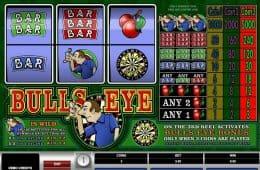 Online-Casino-Automatenspiel Bulls Eye