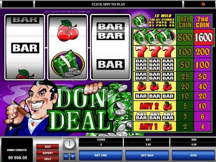 Best poker deals