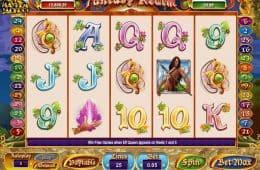 Bild des kostenlosen Casino-Automatenspiels Fantasy Realm