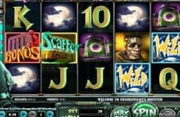 Kostenloses Automatenspiel Frankenslot's Monster zum Spaß ohne Einzahlung