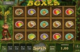 Kostenloses Online-Automatenspiel Fruit Boxes
