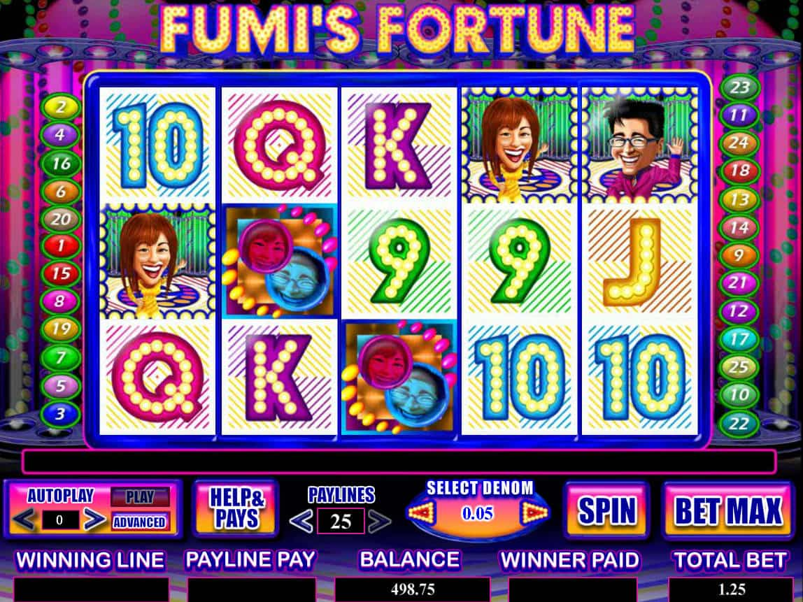 Spiele FumiS Fortune - Video Slots Online