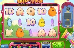 Spielen Sie das Online-Casino-Automatenspiel Glutters