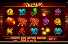 Online-Spielautomat Gung Pow ohne Einzahlung und ohne Registrierung