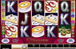 Kostenloses Online-Automatenspiel Harveys