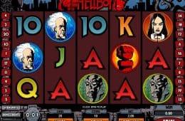 Kostenloses Online-Automatenspiel Hellboy