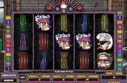 Kostenloses Online-Automatenspiel Hells Grannies