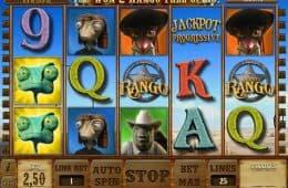 Spielen Sie das kostenlose Online-Casino-Automatenspiel Jackpot Rango ohne Einzahlung