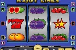 Kostenloses Online-Casino-Automatenspiel Kajot Lines