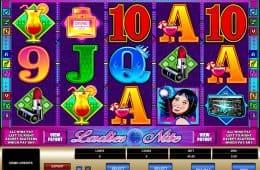Spielen die das kostenlose Online-Automatenspiel Ladies Nite