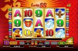 Kostenloses Online-Automatenspiel Lucky 88 ohne Registrierung