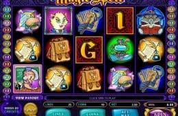 Kostenloses Online-Automatenspiel Magic Spell
