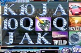 Kostenloses Online-Automatenspiel Mega Glam Life zum Spaß