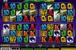 Kostenloses Online-Automatenspiel Mega Spin: Break da Bank Again
