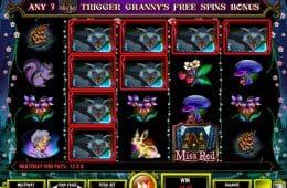 Spielen Sie das kostenlose Online-Casino-Automatenspiel Miss Red
