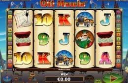 Kostenloser Casino-Spielautomat Oil Mania zum Spaß