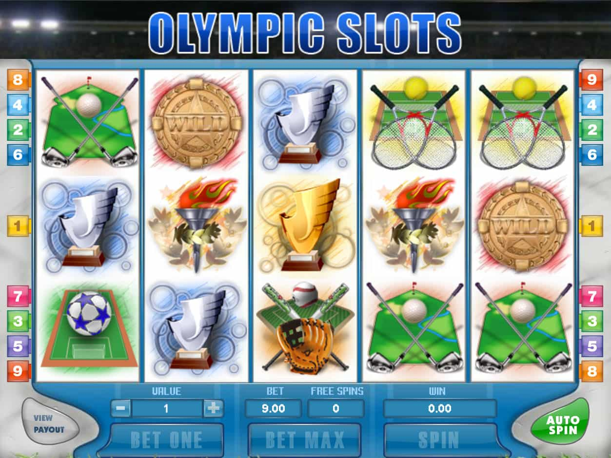 casino online olympic