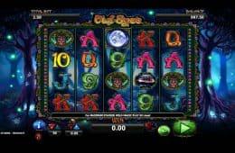 Free casino slot game Owl Eyes