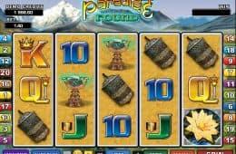 Kostenloses Automatenspiel Paradise Found ohne Einzahlung