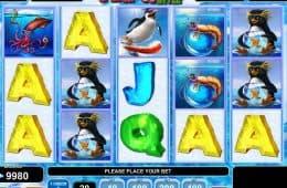 Penguin Style online casino slot machine
