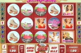 Bild des Online-Casino-Automatenspiel Pin Up Girls