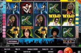 Kostenloses Automatenspiel Rock'n Slot ohne Anmeldung