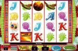 Kostenloses Online-Automatenspiel Samba Nights