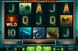 Bild des Casino-Automatenspiels Silent Run