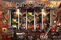 Online-Casino-Automatenspiel Slots Angels