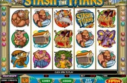 Kostenlose Informationen zum Casino-Automatenspiel Stash of the Titans