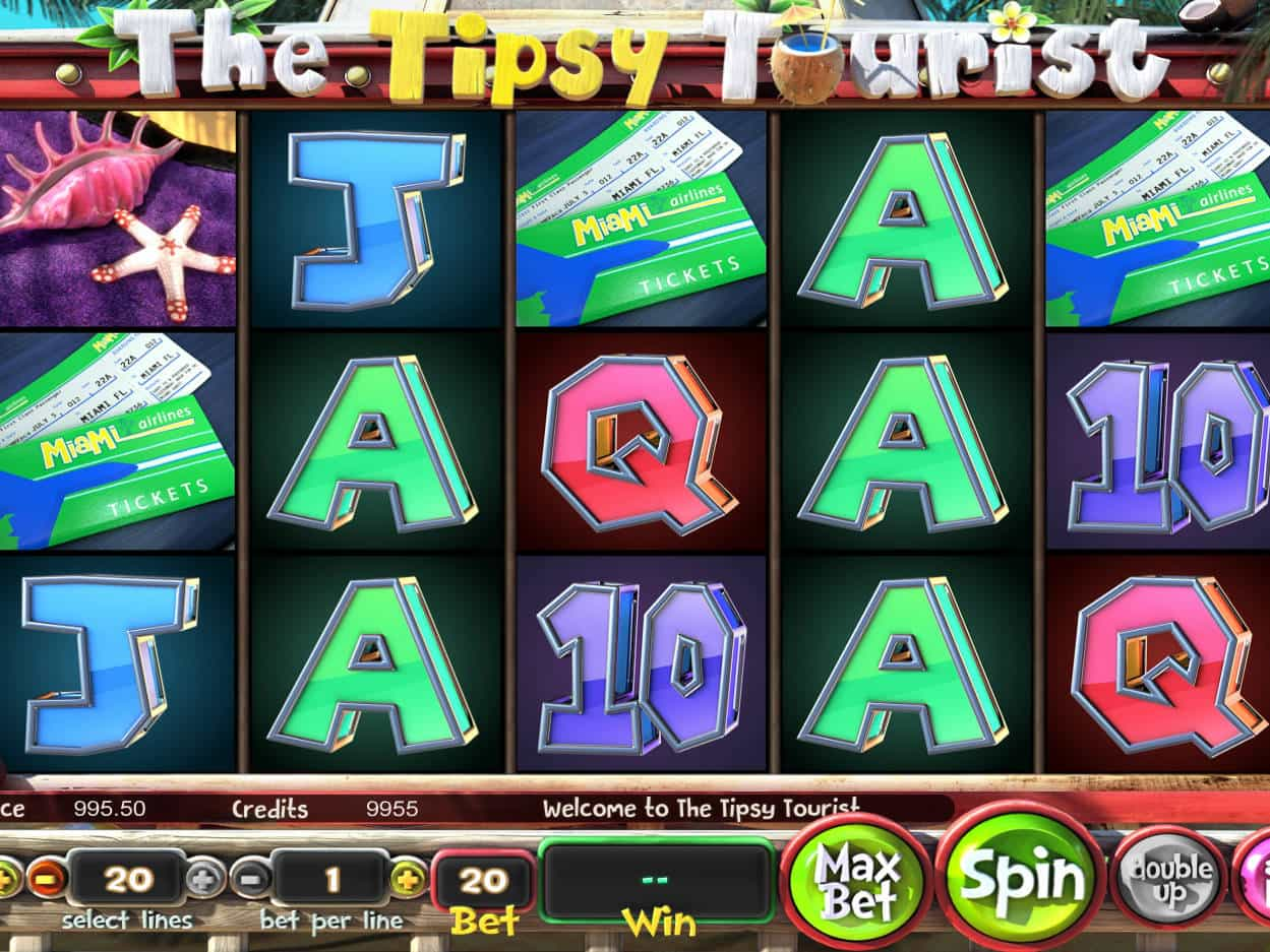 Spiele The Tipsy Tourist - Video Slots Online